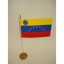 drapeau-de-table-venezuela