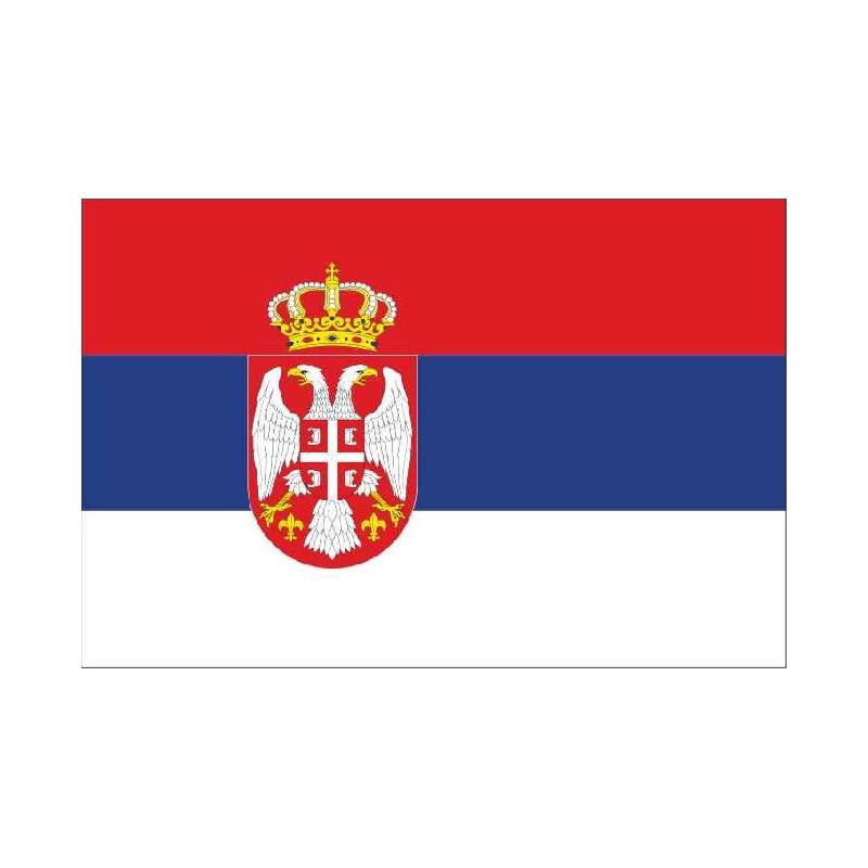 drapeau serbie 233 cussons drapazur