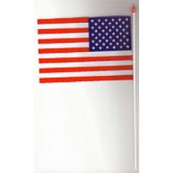 drapeau-plastique-etats-unis-lot-de-10