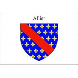Drapeau Allier