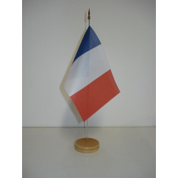 drapeau-de-table-france